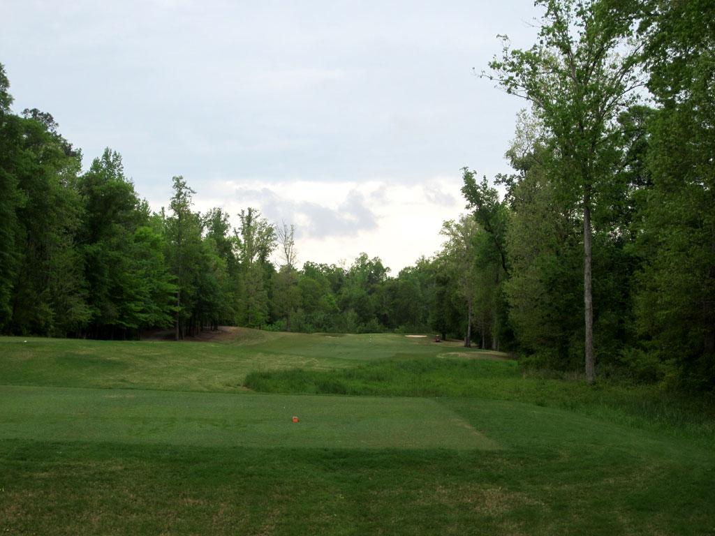 13th Hole at Auburn University Club (375 Yard Par 4)