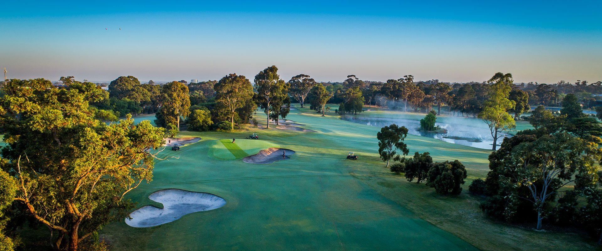 Commonwealth Golf Club | golfcourse-review.com